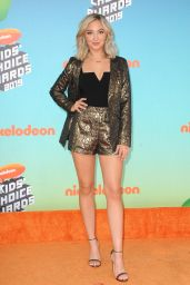 Audrey Whitby – Nickelodeon Kids' Choice Awards 2019