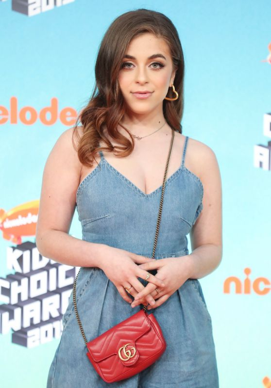 Baby Ariel – Nickelodeon Kids' Choice Awards 2019