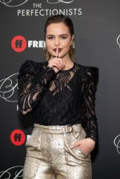 "Bailee Madison - ""Pretty Little Liars: The Perfectionists"" Premiere in Hollywood"