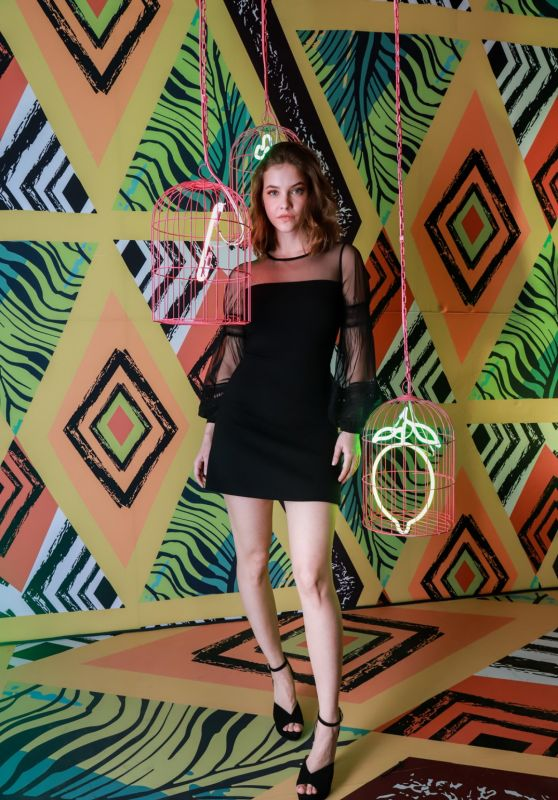 Barbara Palvin - Liverpool Mexico Fashion Fest Cocktail Party in Mexico City 03/27/2019
