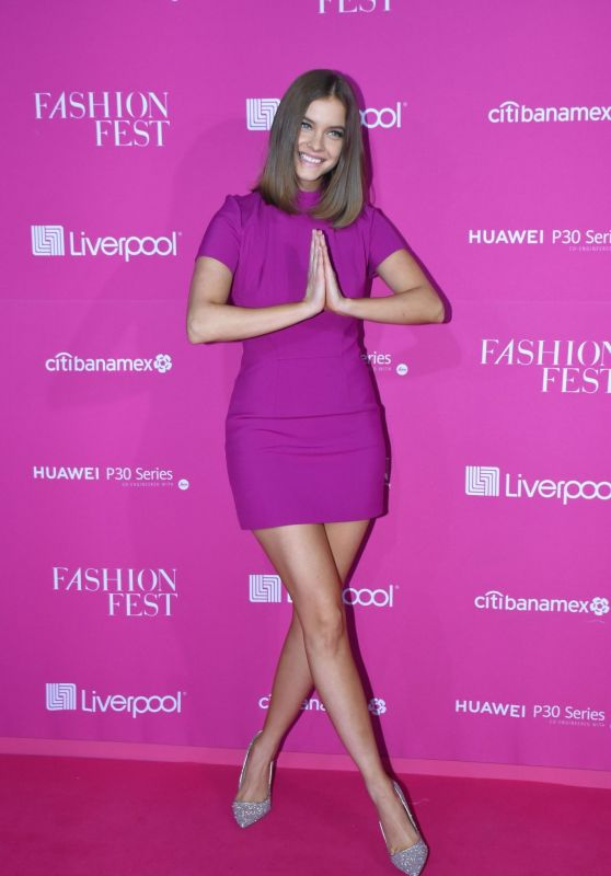 Barbara Palvin - Pink Carpet of the S/S Liverpool Fashion Fest 2019 in Mexico City