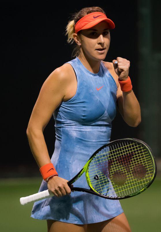 Belinda Bencic – Indian Wells Masters 03/09/2019
