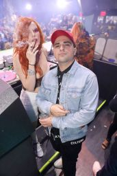 Bella Thorne and Dani Thorne - Performing at LIV in Miami 03/13/2019