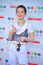 Bella Thorne - Meet & Greet at Sugar Factory in Miami 03/13/2019