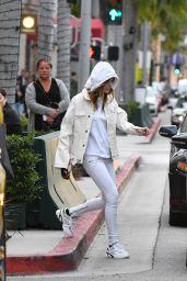 Bella Thorne - Shopping in Beverly Hills 03/11/2019