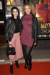 "Bhavna Limbachia - ""Motown"" Musical Press Night at Manchester Opera House"