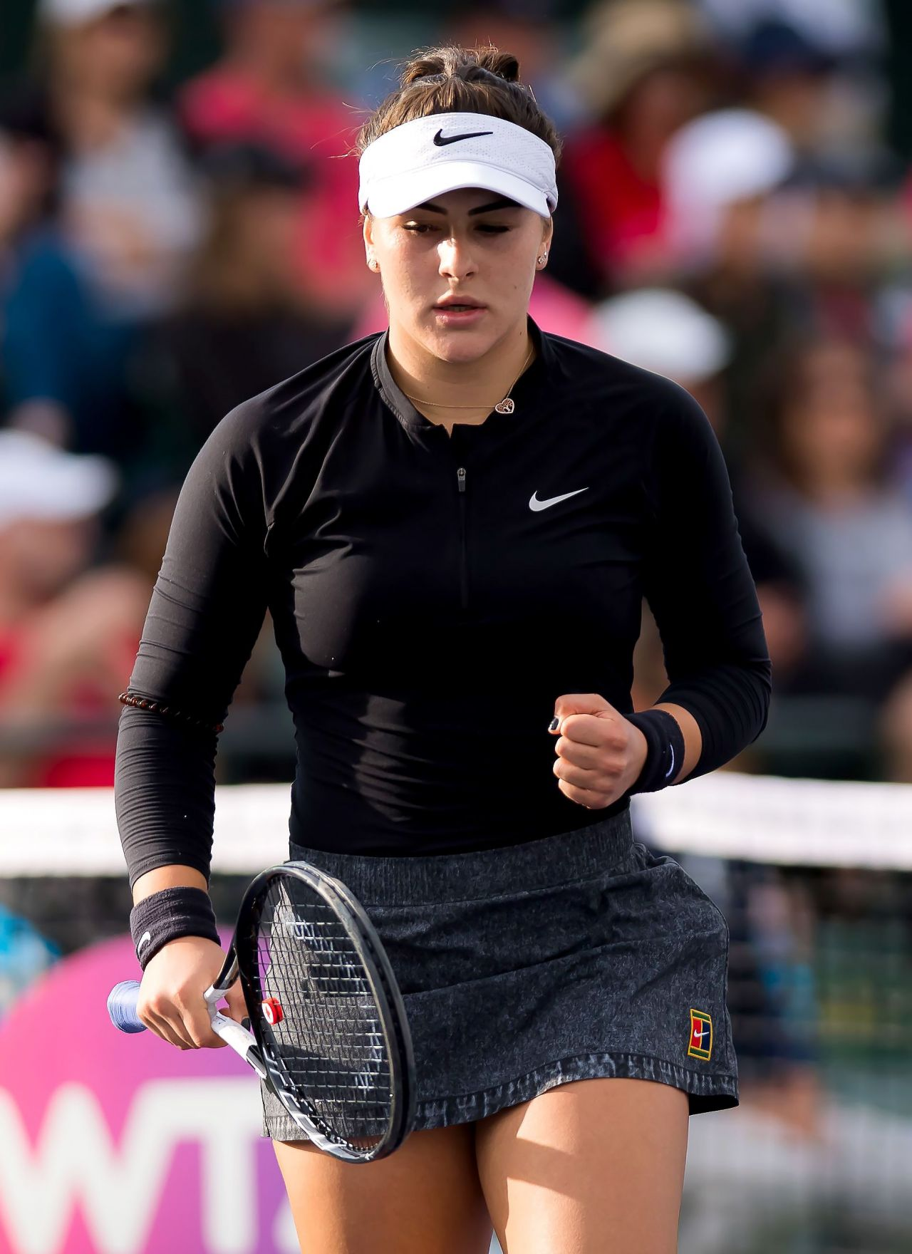 bianca andreescu � indian wells masters 03102019