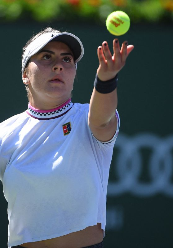 Bianca Andreescu – Indian Wells Masters 03/13/2019