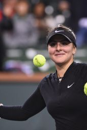 Bianca Andreescu – Indian Wells Masters Semi-final 03/15/2019