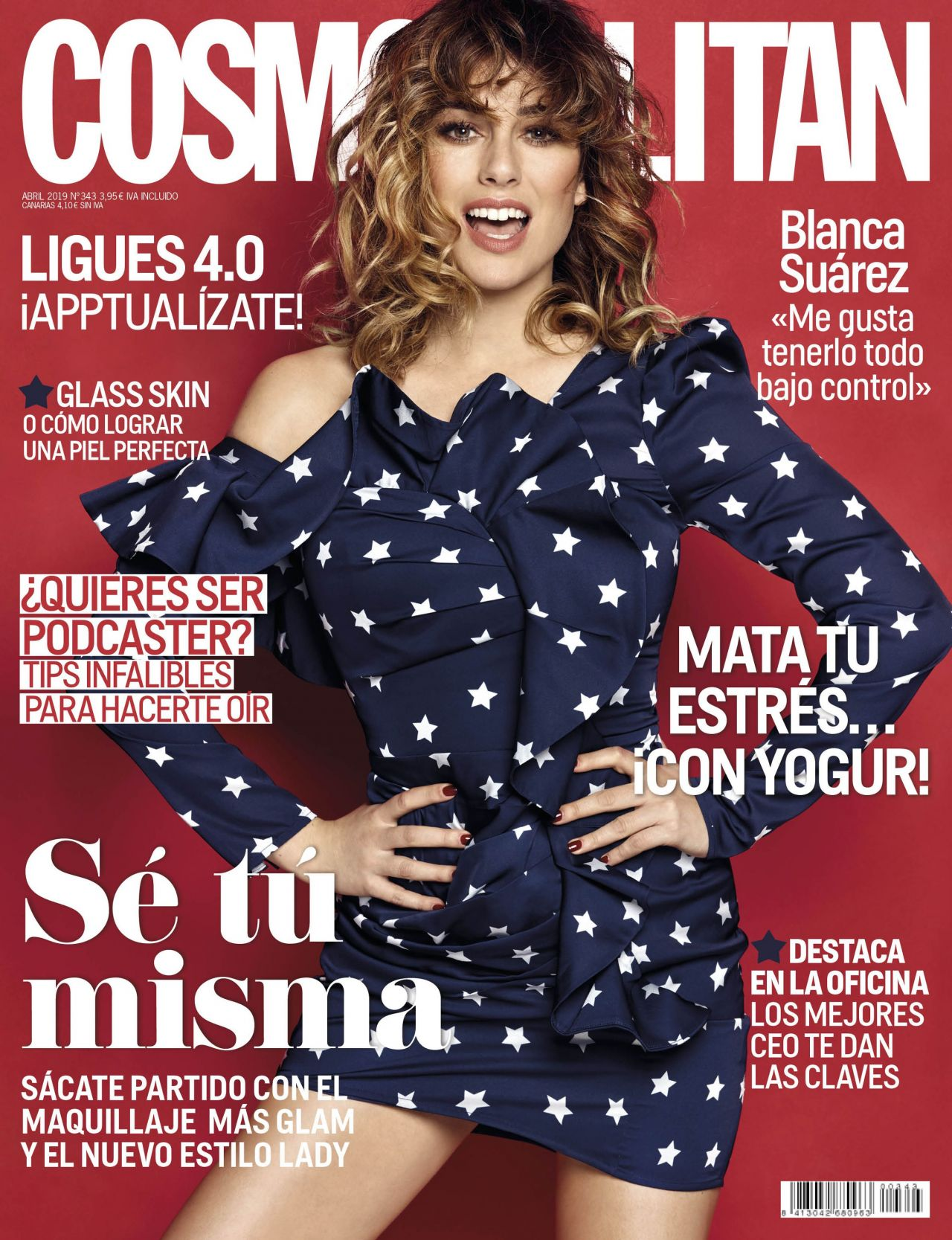 Cosmopolitan Blanca Suarez Gewichtsverlust