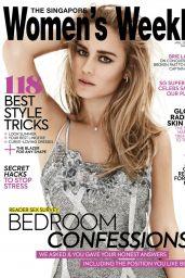 Brie Larson - The Singapore Women