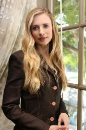"Brit Marling - ""The OA Part II"" Portrait Session"