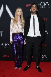 "Brit Marling - ""The OA Part II"" TV Show Premiere in LA 03/19/2019"