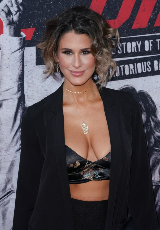 "Brittany Furlan – ""The Dirt"" World Premiere in LA 03/18/2019"