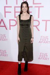 "Caitlin Carver - ""Five Feet Apart"" Premiere in LA"