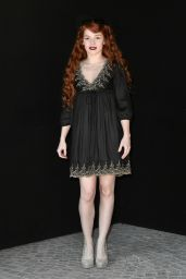 """Camilla Diana - """"The Name of the Rose"""" TV Show Photocall in Rome"""
