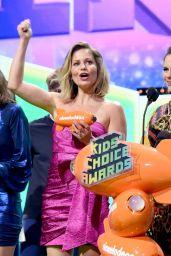 Candace Cameron Bure – Kids' Choice Awards 2019