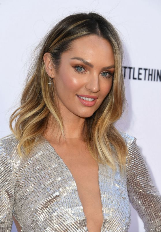 Candice Swanepoel – The Daily Front Row Fashion Awards 2019