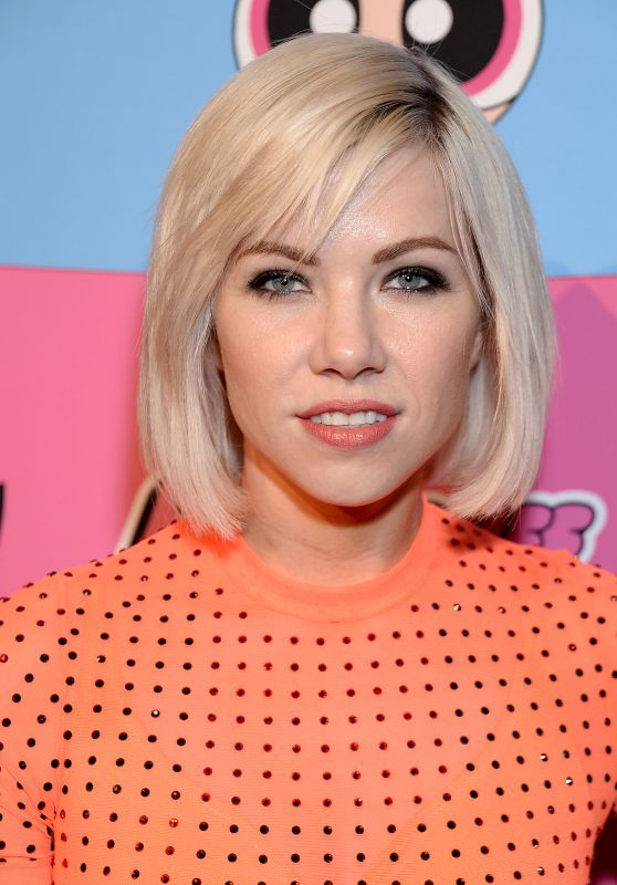 Carly Rae Jepsen – Christian Cowan x The Powerpuff Girls in LA 03/08/2019