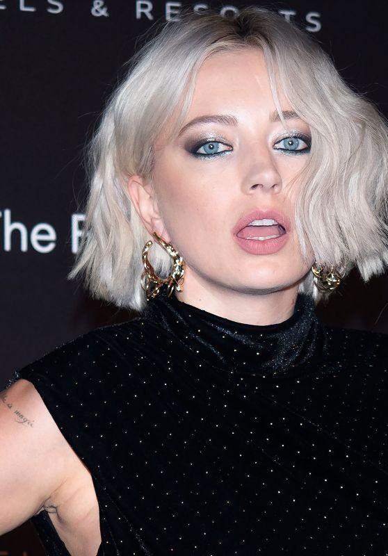 Caroline Vreeland – La Nuit Party at Paris Fashion Week 02/28/2019