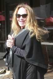 Catherine Bach at Joan