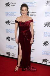 Catherine Zeta-Jones - The Royal Welsh College of Music and Drama Gala in New York 03/01/2019