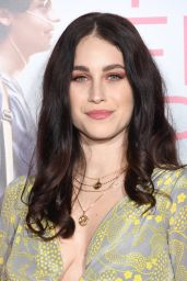 "Cecilia Leal – ""Five Feet Apart"" Premiere in Los Angeles"