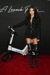 Chantel Jeffries – Wheels Launch Party in LA 3/14/2019