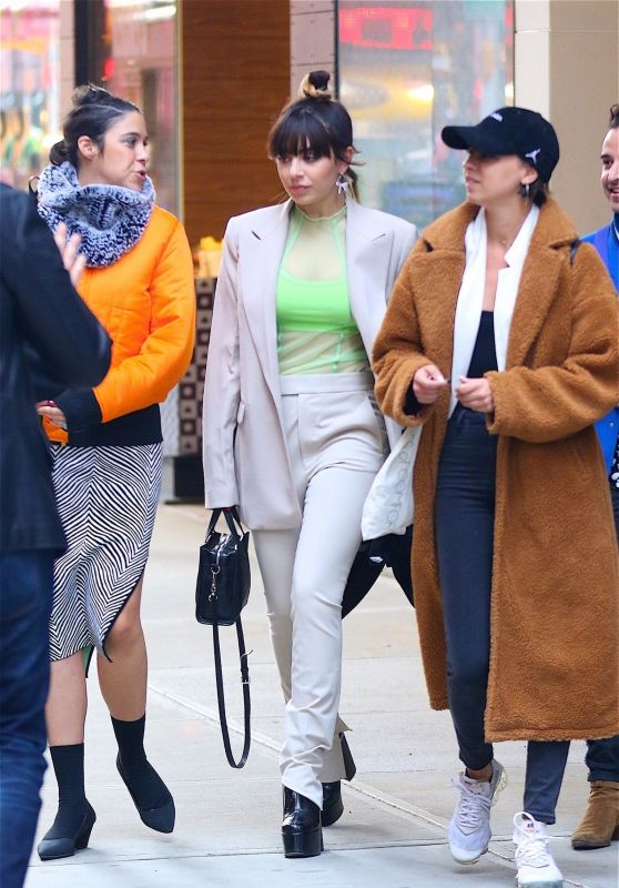 Charli XCX - Leaving Her Hotel in NYC 03/14/2019