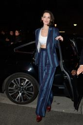 Charlotte Le Bon - Tommy Hilfiger Fashion Showin Paris 03/02/2019