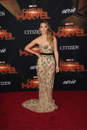 "Chloe Bennet – ""Captain Marvel"" Premiere in Hollywood"