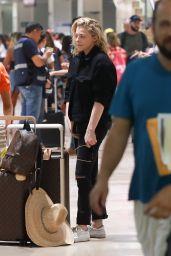 Chloe Grace Moretz - Airport in Puerto Vallarta 03/19/2019