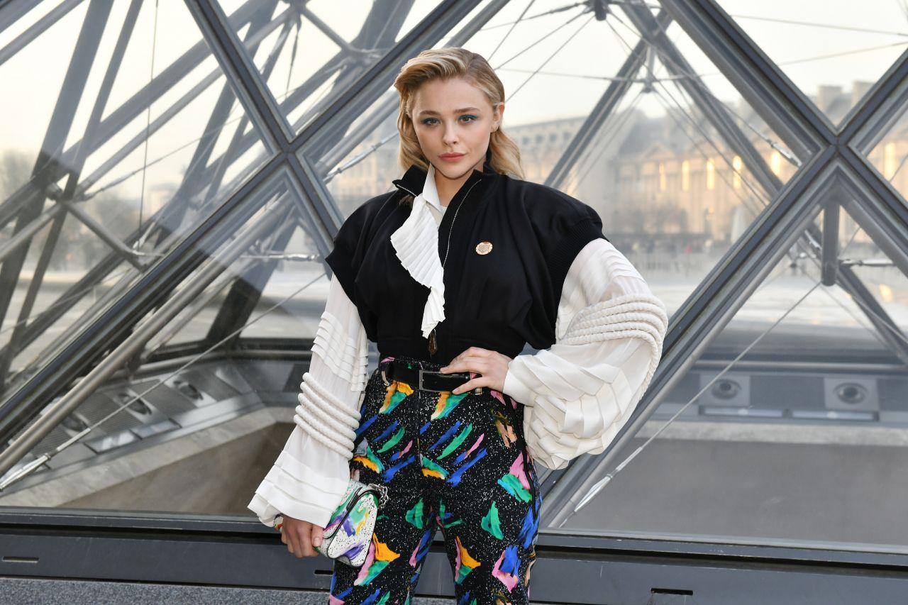Chloe Moretz Street Style 2019