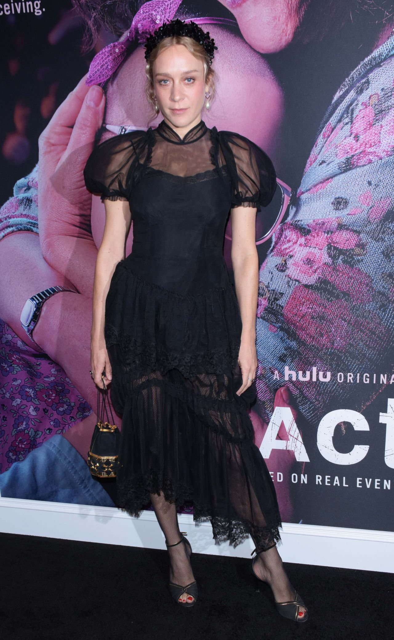 Chloe Sevigny The Act Premiere In New York 03 14 2019