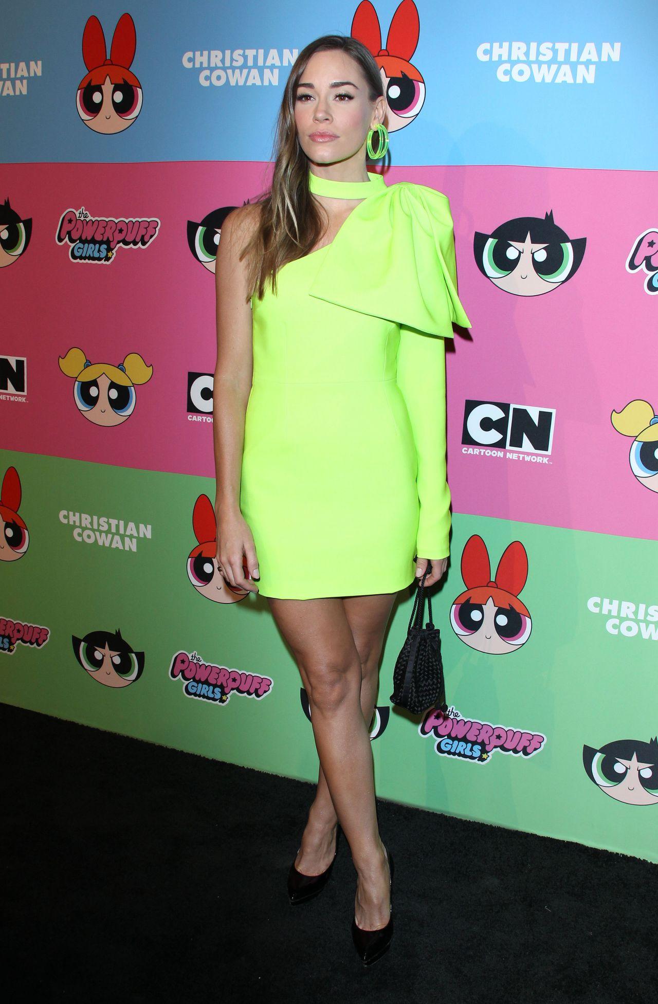 Christa B Allen Christian Cowan X The Powerpuff Girls