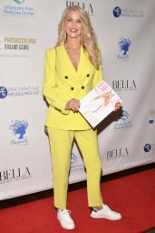 Christie Brinkley - Bella Magazine Cover Launch Party 03/13/2019