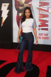 """Christina Milian – """"Shazam!"""" Premiere in LA"""