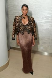 Ciara - InStyle Dinner to Celebrate the April Issue in New York City 03/13/2019