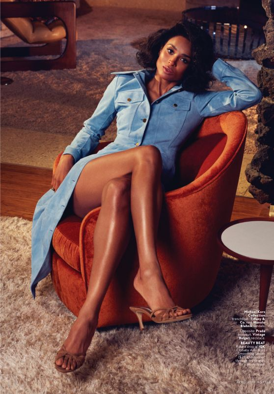Ciara – InStyle Magazine US April 2019 Issue