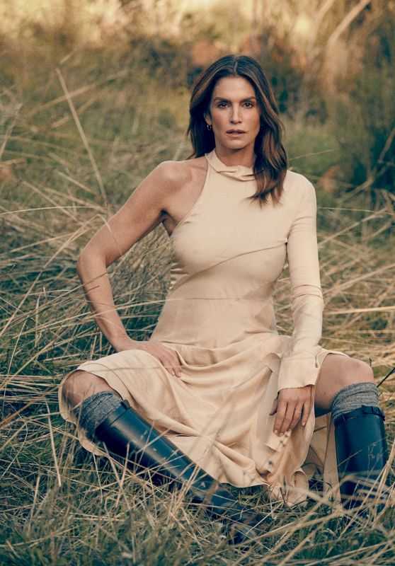 Cindy Crawford - Photoshoot for PorterEdit March 2019