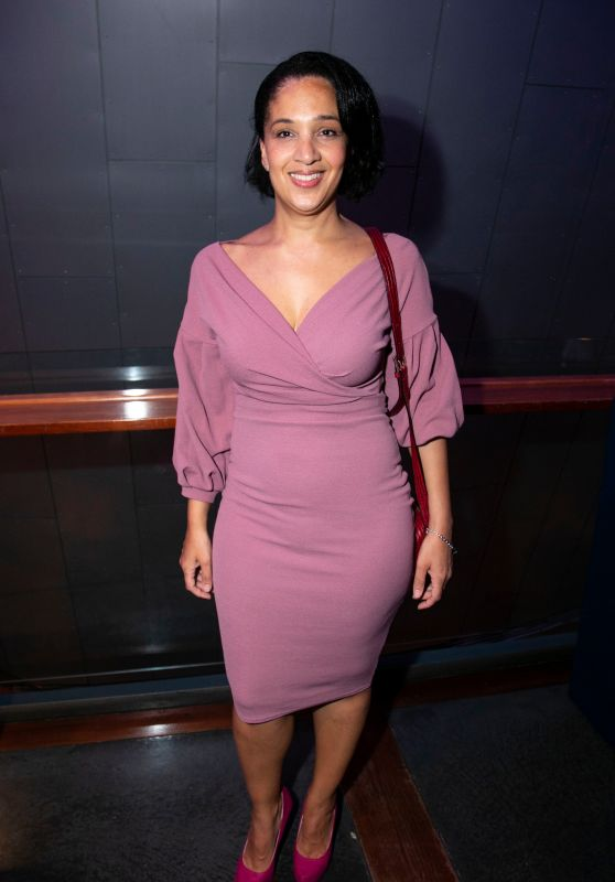 "Claudia Cadette – ""The Phlebotomist"" Party, After Party in London 03/25/2019"