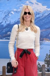 Claudia Schiffer – Chanel Fashion Show in Paris 03/05/2019