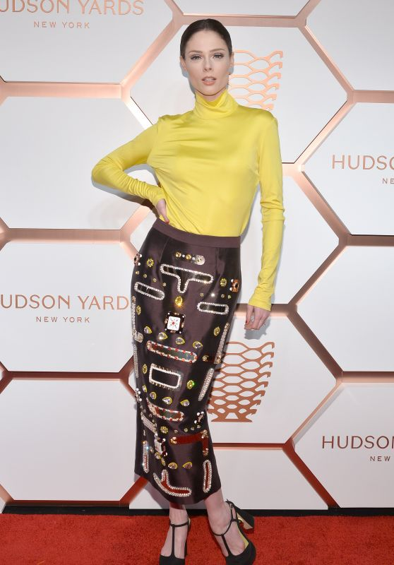 Coco Rocha - The Shops & Restaurants at Hudson Yards Preview Celebration 03/14/2019