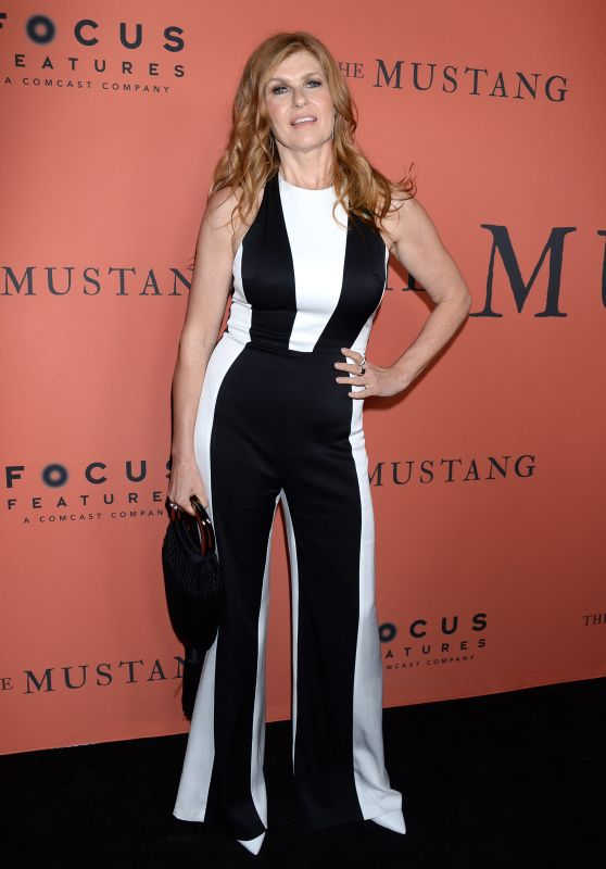 "Connie Britton - ""The Mustang"" Premiere in Hollywood"
