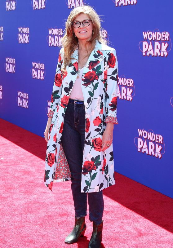 "Connie Britton – ""Wonder Park"" Premiere in Westwood"