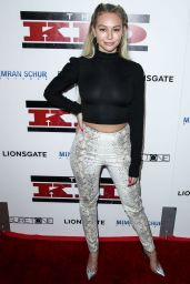 """Corinne Olympios – """"The Kid"""" Premiere in Hollywood"""