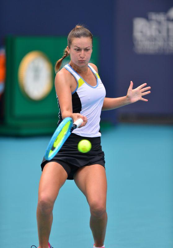 Dalila Jakupovic - Miami Open Tennis Tournament 03/21/2019