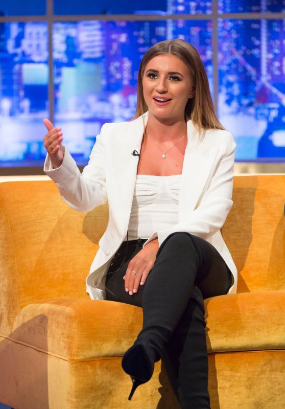 Dani Dyer - The Jonathan Ross Show in London 03/30/2019