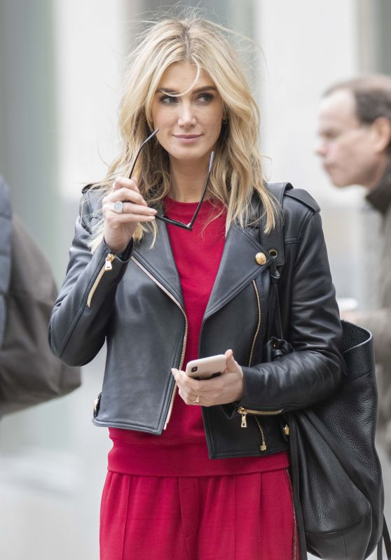 Delta Goodrem - Out in New York, March 2019