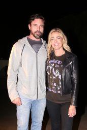 Denise Richards at Giorgio Baldi in Santa Monica 03/20/2019